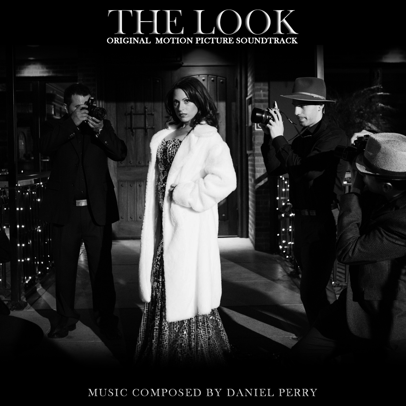 Album Cover of the soundtrack release from the look